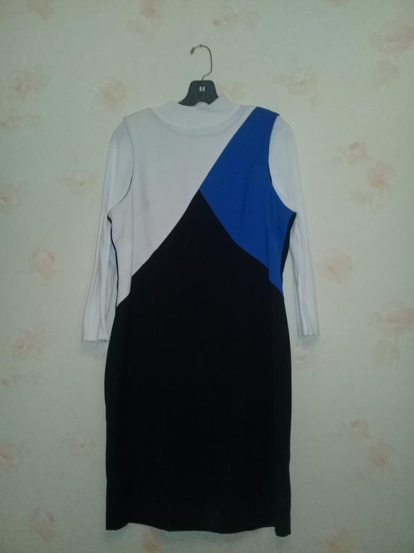 Классный сарафан платье размер 16