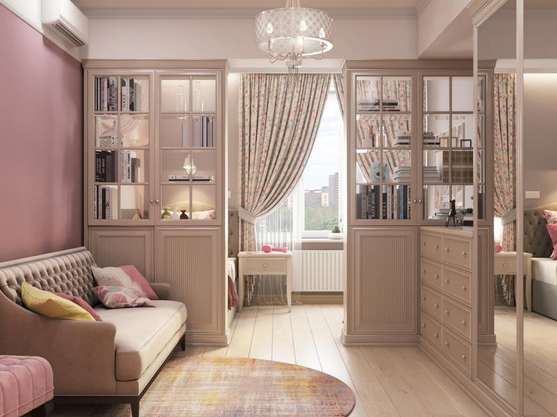 Дизайн проект квартиры 170 мкв - Фото 3
