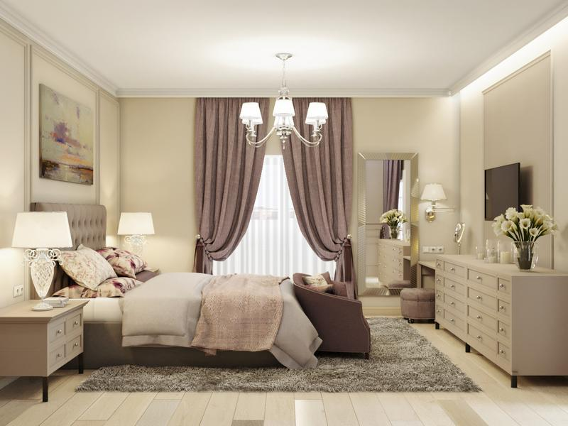 Дизайн проект квартиры 170 мкв - Фото 4