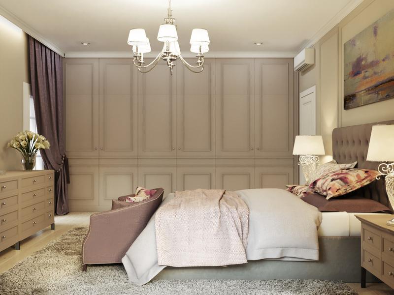 Дизайн проект квартиры 170 мкв - Фото 5