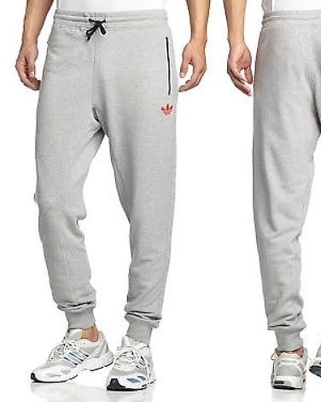 Оригинальные трендовые штаны  adidas originals ® cuff joger pa...