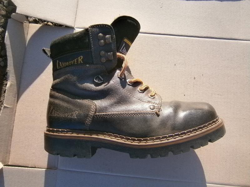 Ботинки landrover dayton зимові оригінал