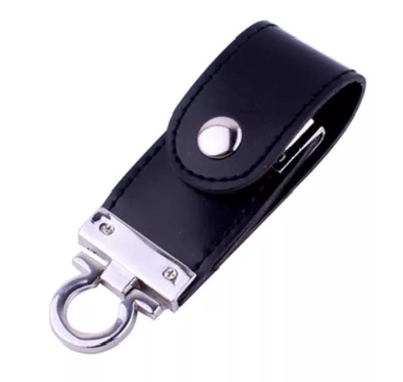 USB Флешка - металлический брелок 64 GB