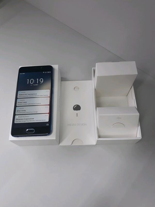 Мобильный телефон Meizu m6 note blue 3/16