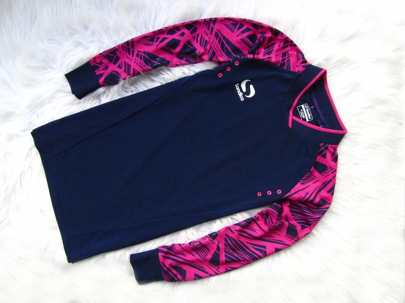 Стильный спортивная  кофта свитшот sondico