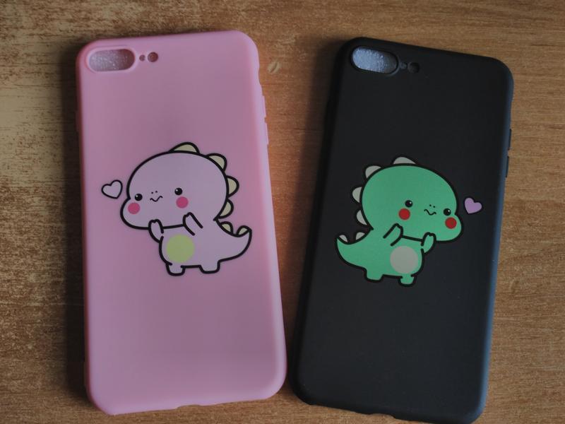 Чехол бампер iPhone 7, 8, iPhone 7+ 8+