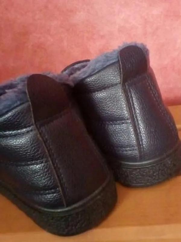 Мужские зимние кроссовки Распродажа р 39,40,41,44 - Фото 3