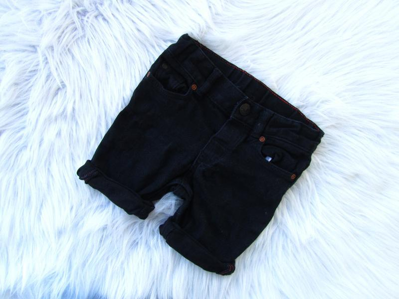 Стильные и качественные джинсовые шорты h&m