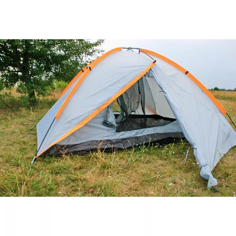 3-4-местная двухслойная палатка Treker MAT-134