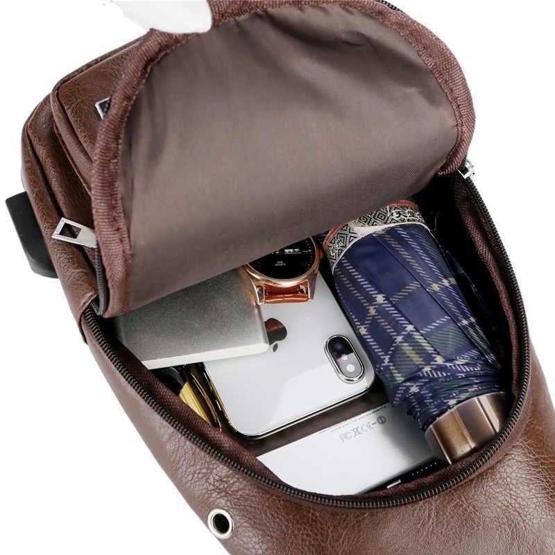 Мужская чоловіча сумка городской рюкзак сумка слинг бананка. p... - Фото 3