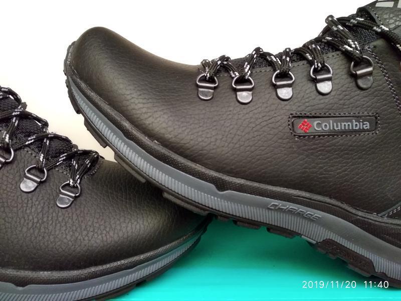 Ботинки мужские кожаные - Фото 6