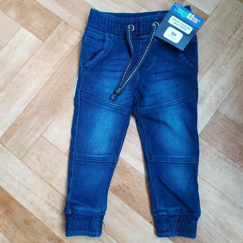 Утепленные джинсы. lupilu, германия