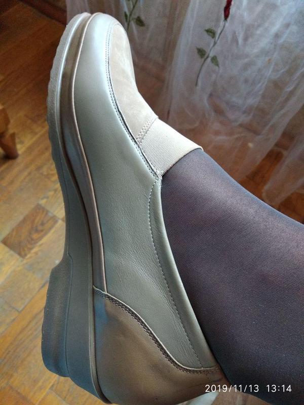 Осенне-весенние туфли размер 39