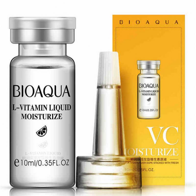 Сыворотка для лица bioaqua vc moisturize, 10 мл, гиалуроновая ...