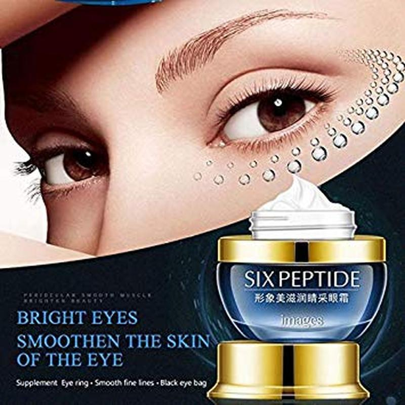 Крем для области вокруг глаз images six peptide eye cream, 25 г