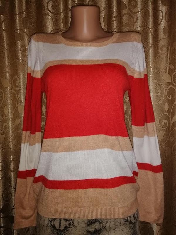 🌺🎀🌺стильная женская теплая кофта, джемпер, свитер marks & spen...