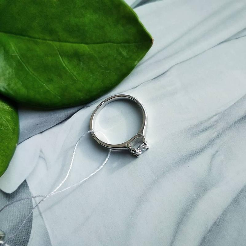 Срібна каблучка