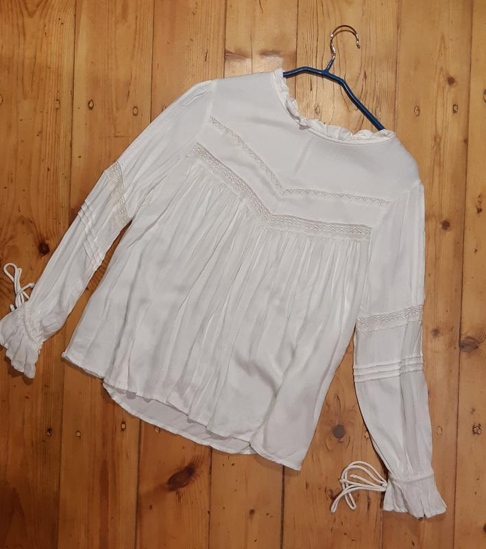 Легенькая блуза, рубашка, кофточка