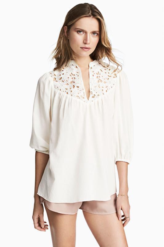 Блуза h&m  женская bl033