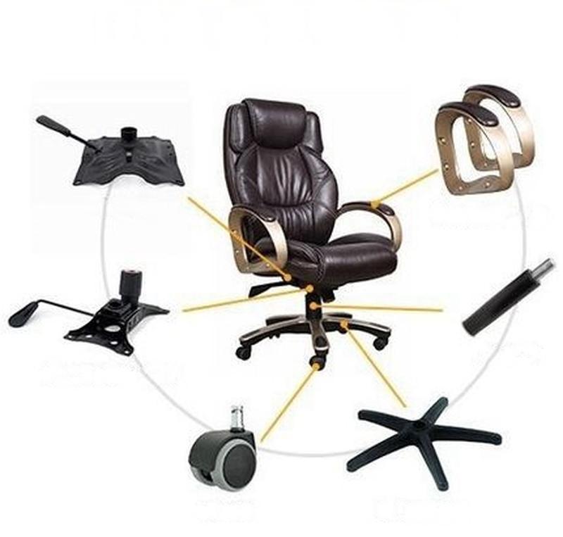 Ремонт офисных кресел стульев Днепр.