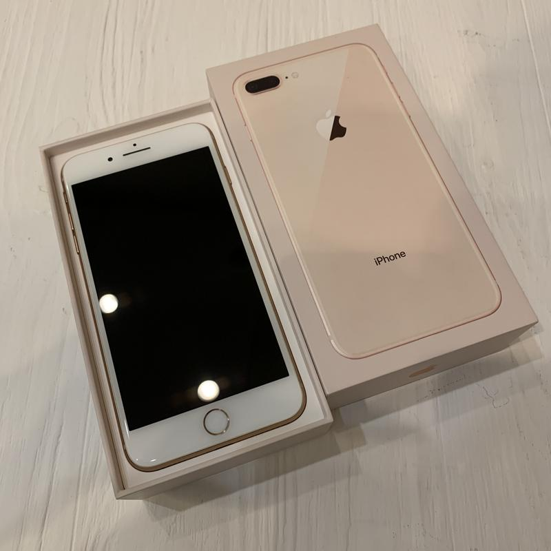 IPhone 8 Plus 64gb neverlock