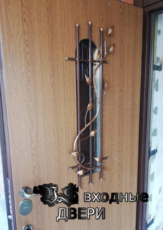 Изготовляем входные двери