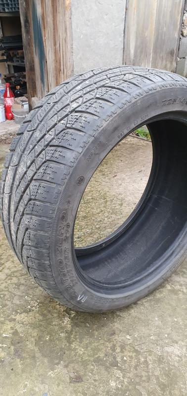 зимние шины, R 17, 225/45 RunFlat, комплект, торг