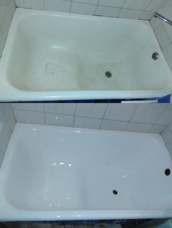 """Реставрация ванн """"Наливная ванна""""Черниговская обл. - Фото 3"""