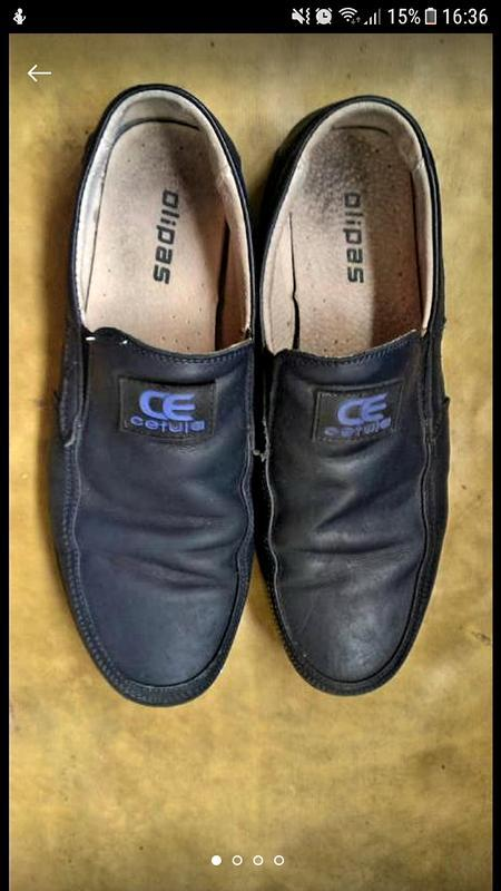 Туфли для мальчика