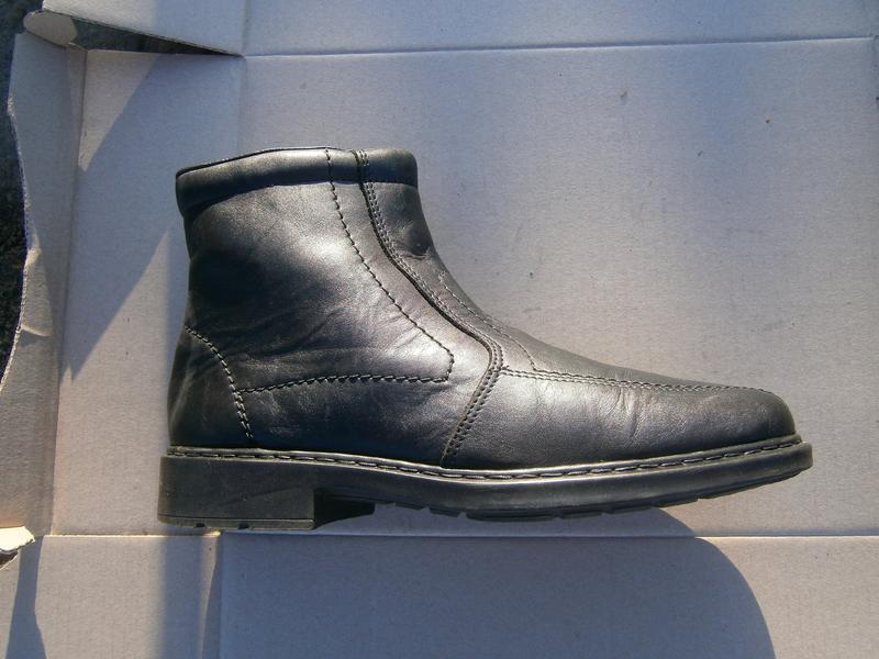 Ботинки rieker зимові оригінал натуральна кожа