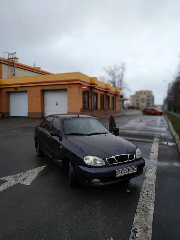 Daewoo Lanos 1.5 (газ/бензин) - Фото 2