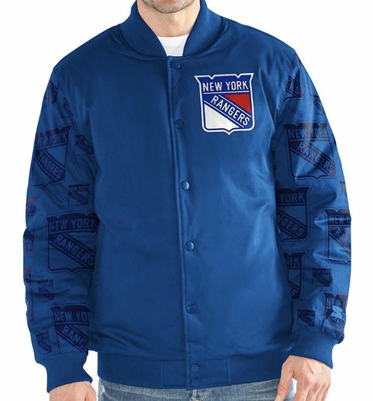 Клубная куртка ветровка бомбер бейсболка NHL starter из США