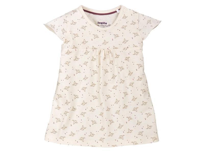 Мягусенькая футболка с оригами р. 74-80 германия lupilu