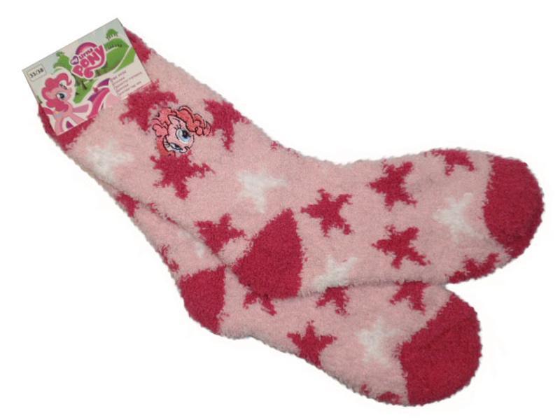 Пушистые мягкие теплые носки травка для девочки pony disney р....