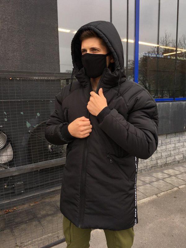 Куртка off white зимняя