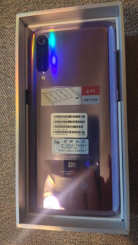 Xiaomi Mi 9 ((8))/128GB Lavender Violet