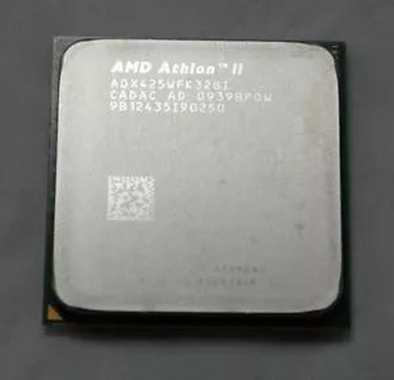 AMD Athlon II X3 425