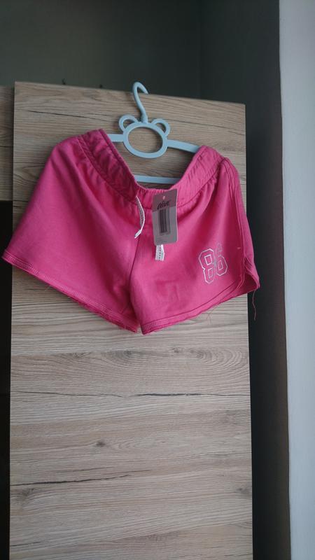 Стильные розовые шорты alive