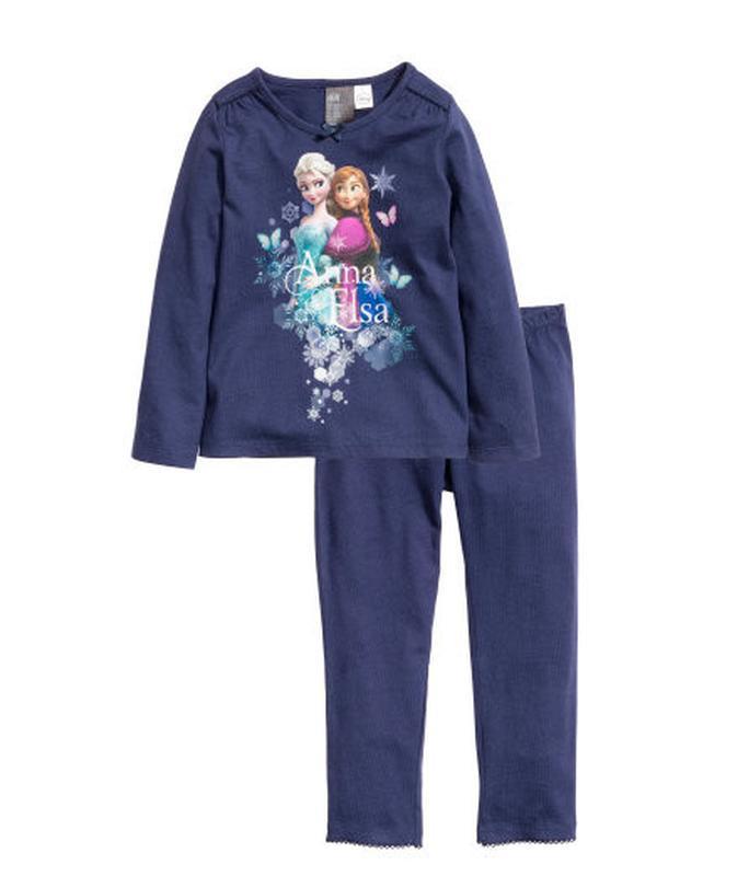Пижама для девочек h&m