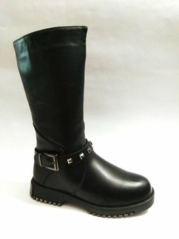 Модные подростковые зимние сапожки для девочки kimbo 33-38 р