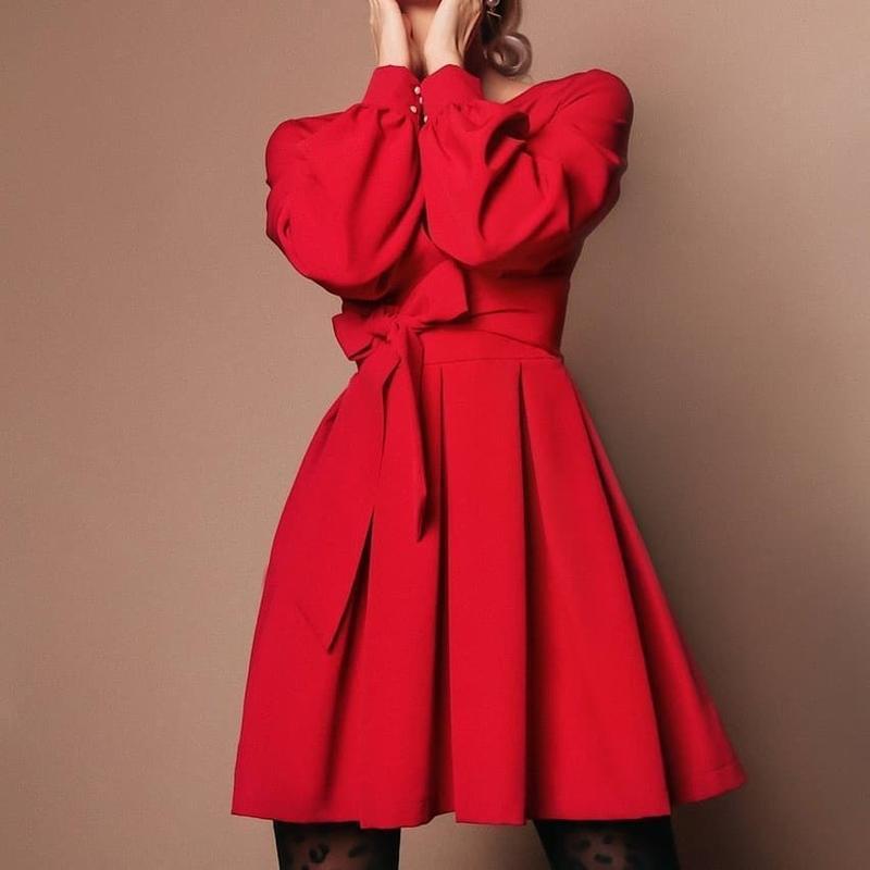 Очень эффектное платье ор227