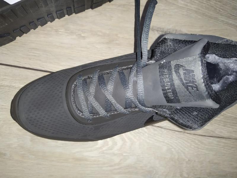Зимние ботинки nike зимові мужские кроссовки - Фото 4