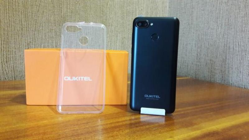 "OUKITEL C11 Pro 3/16 Black Blue 5.5"" 3400mAh Доставка Большой ... - Фото 3"