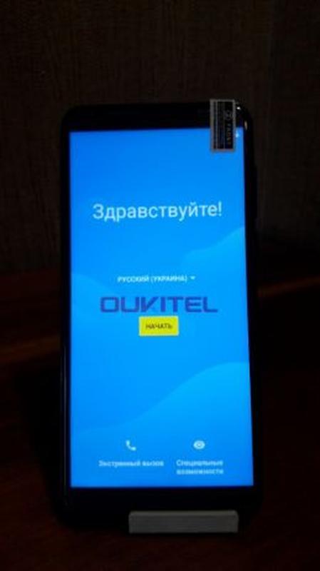 "OUKITEL C11 Pro 3/16 Black Blue 5.5"" 3400mAh Доставка Большой ... - Фото 5"