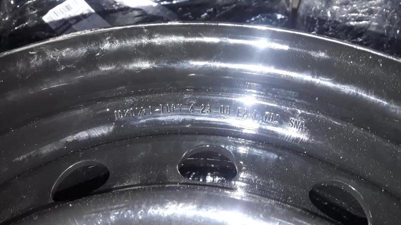 Диски r16 / 5/114.3/ цо60.1/et39 тойота, хонда