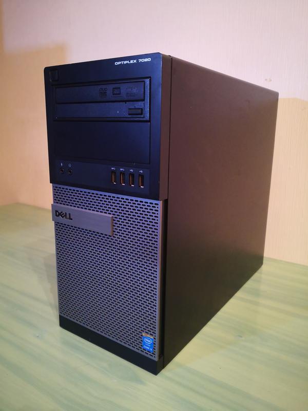 DELL Optiplex 7020 MT Core I3-4150 8Gb DDR3 500Gb HDD S1150