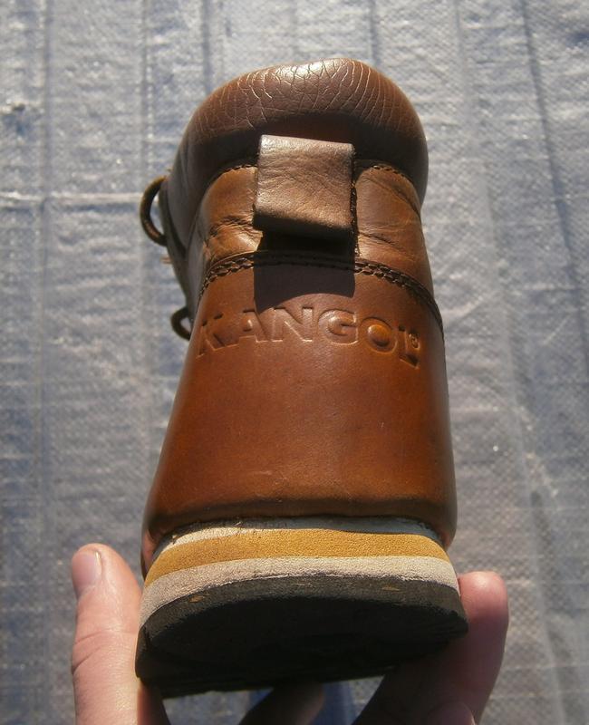 Черевики kangol craze mid snr 34 оригінал натуральна кожа - Фото 7