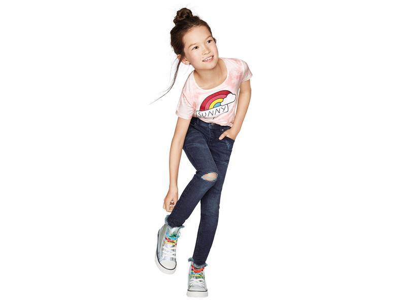 152 см джинсы для девочки подростка pepperts by heidi klum