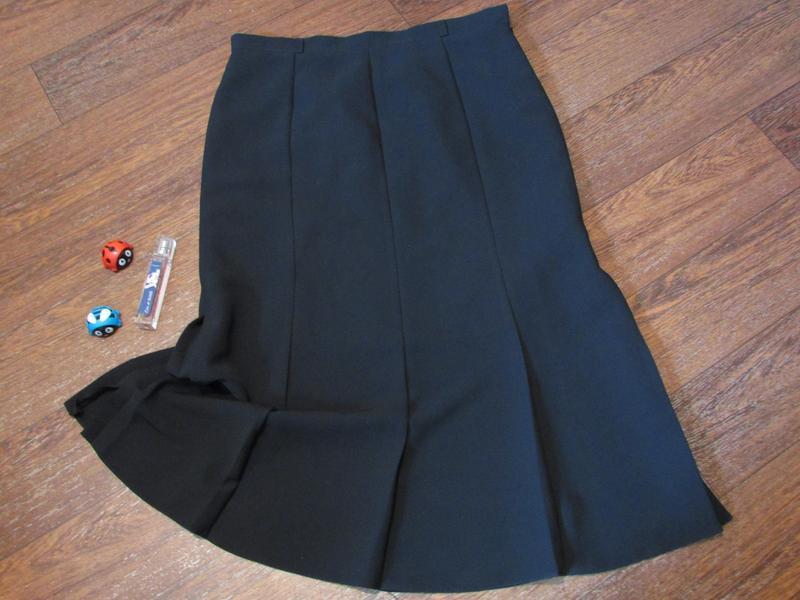 Брендовая длинная юбка elen оригинал.