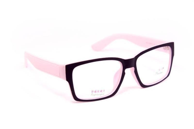 Компьютерные очки с розовой дужкой
